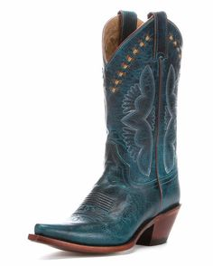 Country Outfitter - Women's Turquoise Damiana Boot - L4302 /  $163.95