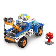 tow truck - enlighten