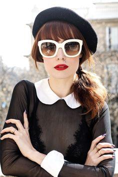 Send My Love to Paris | Miss Pandora - Louise Ebel