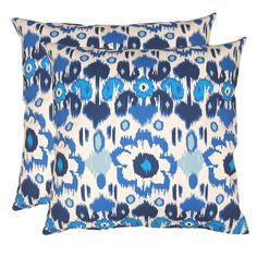 I pinned this Rio Pillow (Set of 2) from the Elisabeth Michael event at Joss and Main!