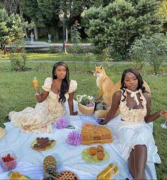 Brown Skin Girls, Brown Girl, Black Girl Magic, Black Girls, Beautiful Black Women, Beautiful People, Pretty People, Black Girl Aesthetic, Picnic