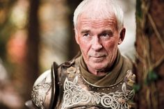 Barristan Selmy He lay wounded while his king died. Then he was forced to stand aside as his new king got killed by a boar. Then he was forced into early retirement by that same king's son. Barristan the Bold has a spotty track record as a member of the Kingsguard. But as a Queensguard for Daenerys Targaryen, Mother of Dragons, the old man may have some life left in him yet.  Read more: http://www.rollingstone.com/tv/lists/top-40-game-of-thrones-characters-ranked-