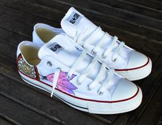 Dream Catcher Converse by BStreetShoes on Etsy, $129.00