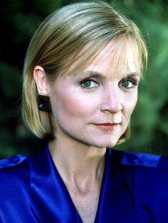 "Constance McCashin as Laura Avery on the TV night time soap, ""Knots Landing"""