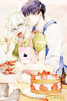 Card Captor Sakura - Touya and Yukito