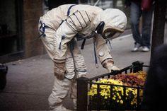 Lost Astronaut, Alicia Framis: