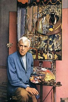 GEORGES BRAQUE – Along with Picasso and Juan Gris, the main figure of Cubism, the most important of avant-gardes of the century Art. Georges Braque, Pablo Picasso, Artist Life, Artist Art, Artist At Work, Henri Matisse, Famous Artists, Great Artists, Paul Gauguin