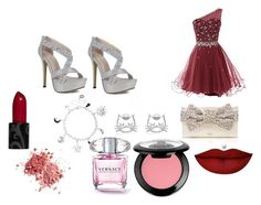 """""""Nevaeh's collection"""" by nevaeh678 on Polyvore featuring beauty, Kate Spade, NYX and Anastasia Beverly Hills"""