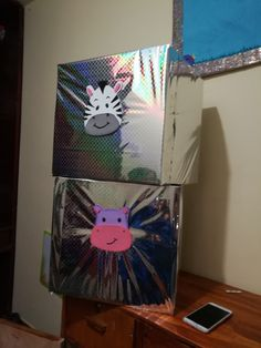 Cajas para niños...