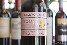 The Reverse Wine Snob: Bodegas Peique Ramon Valle 2009 - Smoky, Meaty Love. BULK BUY! This is a darn tasty wine from a new to us variety - Mencia. http://www.reversewinesnob.com/2014/06/bodegas-peique-ramon-valle.html #wine #winelover