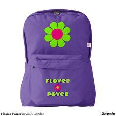 #FlowerPower #Backpack