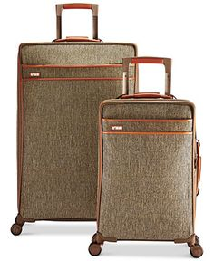 Hartmann Tweed Collection Luggage - Luggage Collections - luggage & backpacks - Macy's