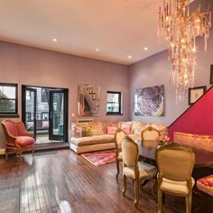 Steven Maddens NYC Home