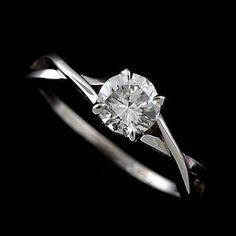 Beautiful engagement ring on Etsy..