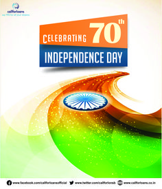 A Proud Moment to all Indians. Hats off to those fighters who gave their lives to bring ‪#‎freedom‬ to our ‪#‎indian‬ nation . Happy 70th ‪#‎IndependenceDayIndia‬