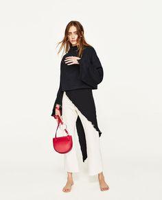 Image 1 of ZIP SWEATSHIRT from Zara