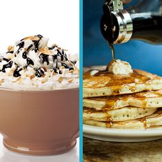 We're going to start 2017's breakfast anytime trend early by starting the day tomorrow with coffee and ending it with pancakes. #HappyHolidays #TasteTrends