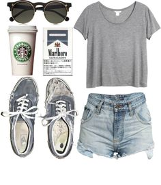 """""""Grunge"""" by sophi-sticated ❤ liked on Polyvore"""