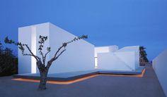 Ebro Delta House, Catalonia, Spain, by Carlos Ferrater.