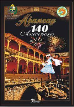 03 de noviembre aniversario de la fundación de la ciudad de Abancay