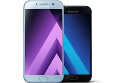 Refined Samsung Galaxy A (2017) smartphone trio goes official with water resistance