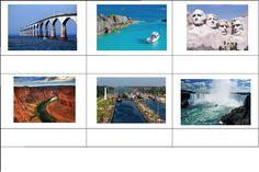 North America Landmarks