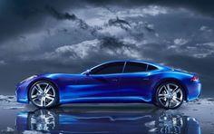 2012 Fisker Karma #Dodge #towbin #vegas #sunset #coolcars #cars #dodgecars #lasvegas