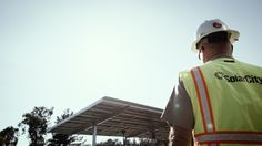 Elon Musk and SolarCIty unveil 'world's most efficient' solar panel.
