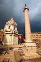 Columns of Emperors Trajan's Forum and Trajans Column . Rome Pictures, Pictures Images, Trajan's Column, Templer, Cinque Terre, Ancient Rome, Rome Italy, Vatican, Columns