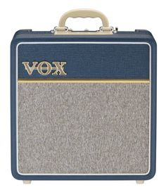 """VOX 4W 1x10 All Tube Mini Guitar Combo 