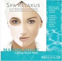 Spa Relaxus - Marine Facial Mask - PPK of 12