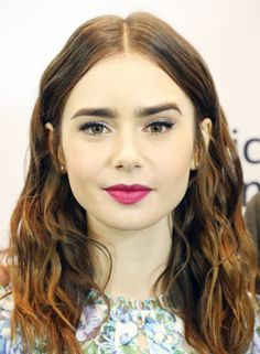 Lily Collins attends the Film Independent 2018 Spirit Awards press conference held at The Jeremy Hotel on November 21 2017 in West Hollywood...