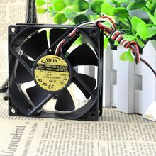 New FOR ADDA AD0812XB-A73GL 12V 0.55A 8025 8CM 80mm winds of chassis server inverter case computer pc cooling fans