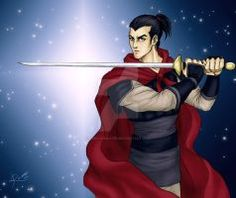 Captain Li Shang by FreeLikeWater