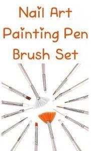 Nail Art Painting Pen Brush Set