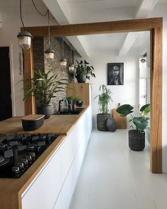 Luxury Home Interior .Luxury Home Interior Interior Design Kitchen, Interior Design Living Room, New Kitchen, Kitchen Decor, Loft Kitchen, Home Remodeling, Home Kitchens, Kitchen Remodel, Sweet Home