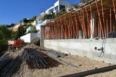 New design villa in Moraira, Be Spoiled Moraira, New Builds, Luxury Villa, News Design, Spain, Texture, Wood, Building, Crafts