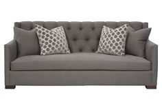 "Huxley 85"" Sofa on OneKingsLane.com"