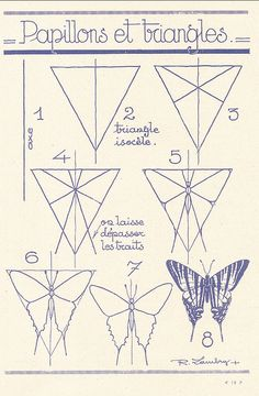 40 Easy Step By Step Art Drawings To Practice – Bored Art – Welcome Drawing Lessons, Drawing Techniques, Butterfly Drawing, Zentangle Patterns, Zentangles, Step By Step Drawing, Animal Drawings, Drawing Animals, Art Tutorials