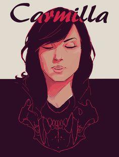 Carmilla Sketch