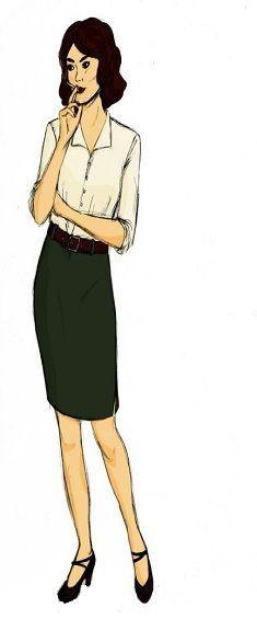 Marvel Comics - Agent Carter