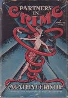 Partners in Crime (Tommy and Tuppence Beresford) 1929 Agatha Christie Agatha Christie, Hercule Poirot, Partners In Crime, All That Matters, Pulp Fiction, Crime Fiction, Cozy Mysteries, Mystery Books, Book Cover Design