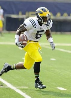 Jabrill Peppers. Soon to be a Legend.