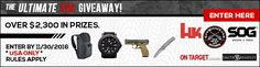 Win this Ultimate EDC Giveaway, Including an H&K VP9 FDE Pistol !!! @GunWinner https://wn.nr/KkgyqJ