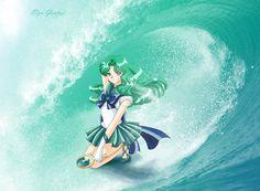 Sailor neptune by ElynGontier