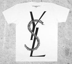 BOD Yves Bones T-shirt  Anti-Anti