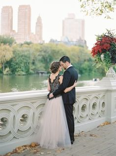 Gorgeous Central Park engagement: http://www.stylemepretty.com/2016/09/15/most-romantic-proposal-engagement-travel-vacation/