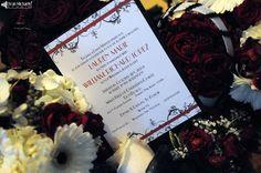 Classic #Wedding - Lauren & Rich's 2009 Halloween wedding at Seasons in Washington Township, NJ! (photo by Dean Michaels Studio - www.deanmichaelstudio.com) #photography
