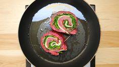 Wenn Du auf Fleisch stehst, wirst du diese gefüllten Steak-Rollen lieben