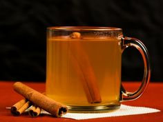 Slow Cooker Mulled Cider - Nothing better during the fall season! www.GetCrocked.com